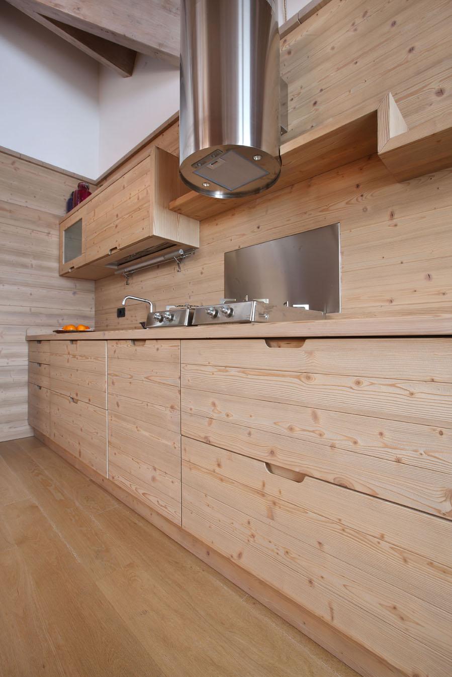 Cucine moderne - Cucine legno moderne ...